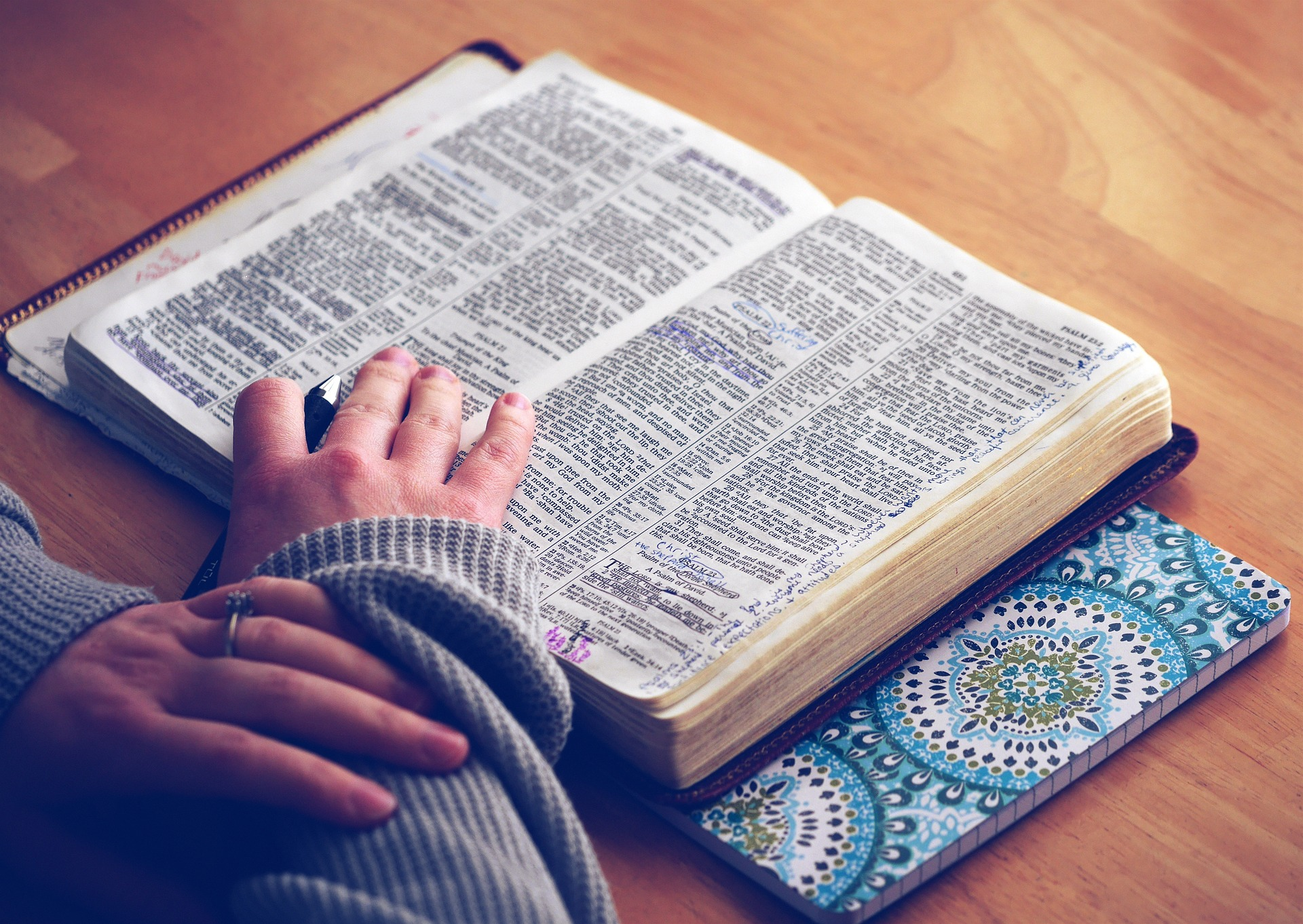 Why the difference between the Old and the New Testament?  Lessons for us today.