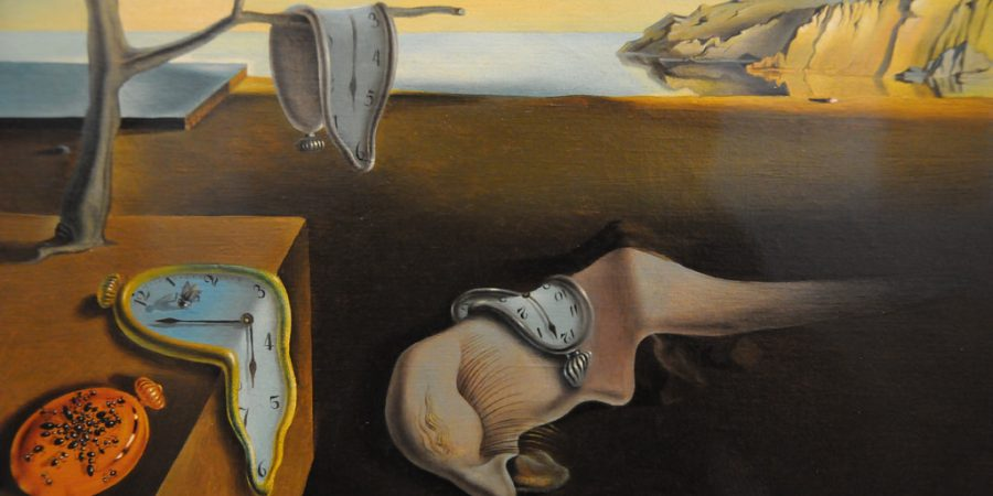 Persistence of time Dali
