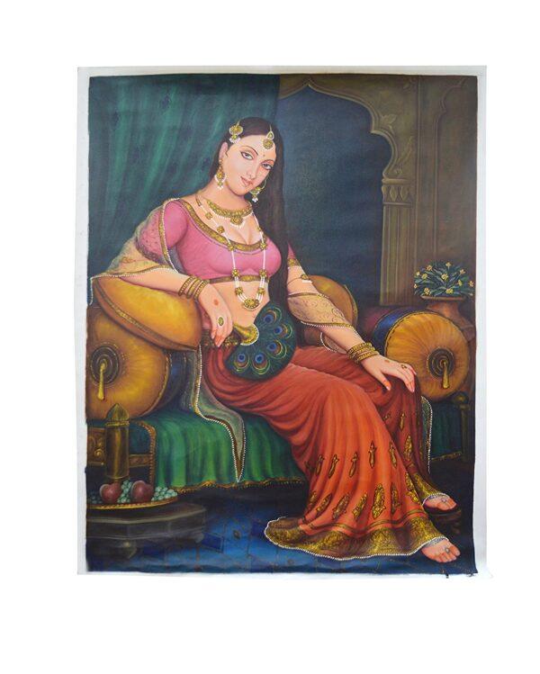 Maharani painting