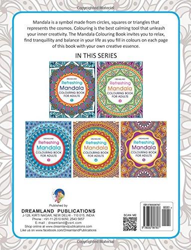 Mandala coloring book for adults 2