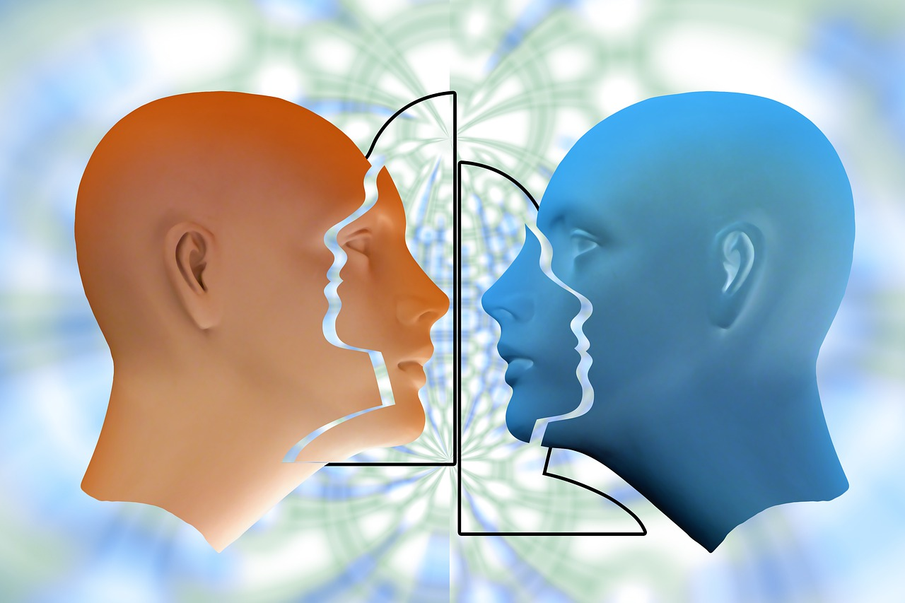 Bipolar disorder – the inner conflicts arising from trying to reconcile the Old and New Testament writings