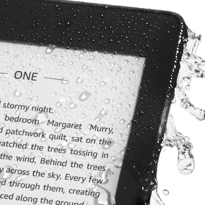 Kindle 8 GB waterproof Wi-Fi