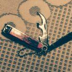 Notches on bottle opener