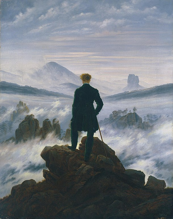 """Solitude to sustain and nourish """"The self"""""""