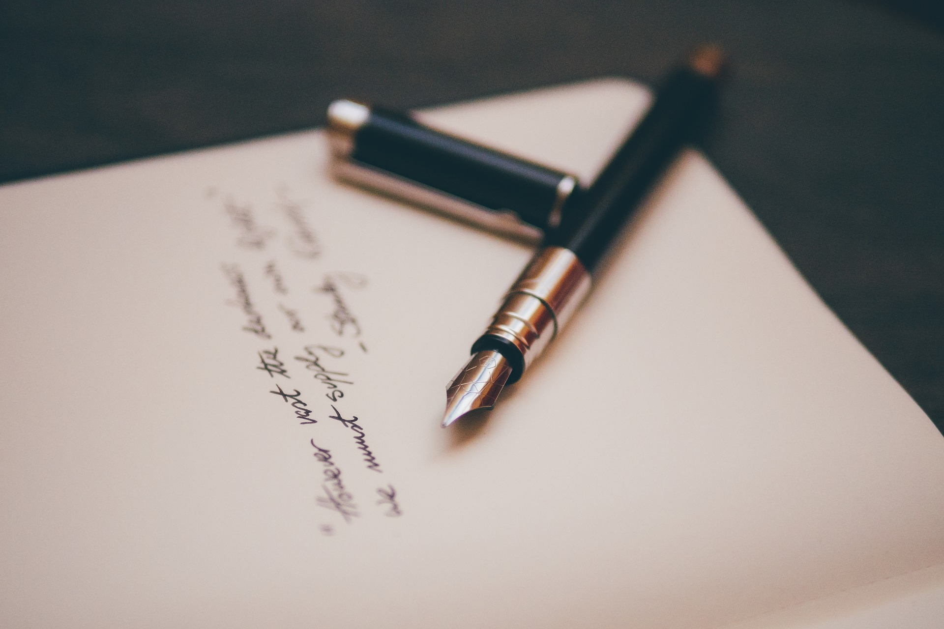 The continued need for writing