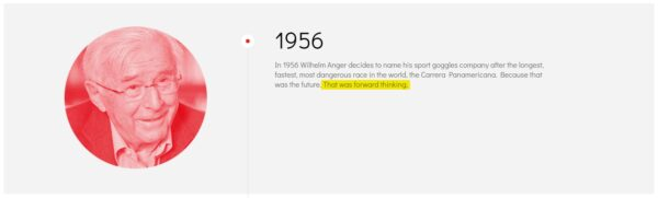 Carrera history