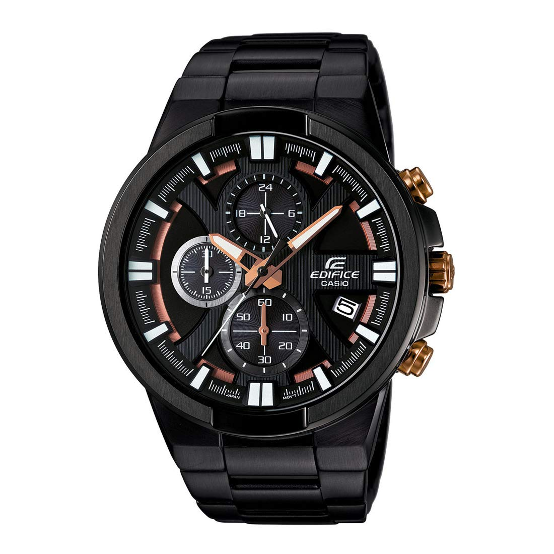 Casio Edifice Chronograph Black