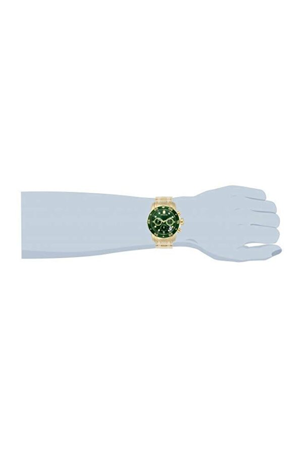 Invicta Analog Green Dial Men's Watch - 75