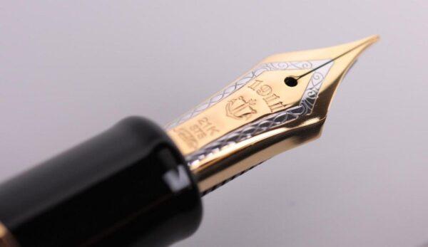 Sailor Professional Gear Rare B Bold Black Fountain Pen