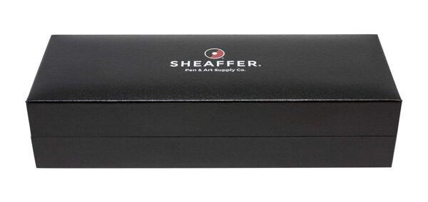 Sheaffer Chrome Trim Fountain Pen Gift Collection 2, Glossy Black 2