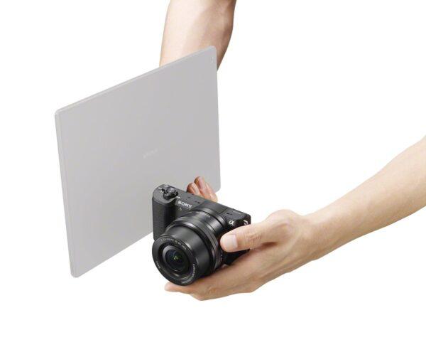 Sony Alpha ILCE5100L 24.3MP Digital SLR Camera
