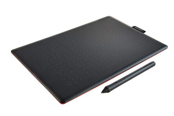 Wacom One CTL-672 K0-CX Medium Graphic Tablet