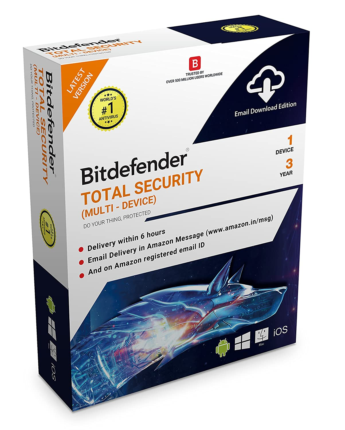 Bit Defender Total Security