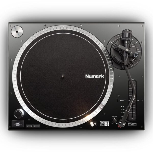 Numark NTX1000 Professional High-Torque Direct Drive Turntable
