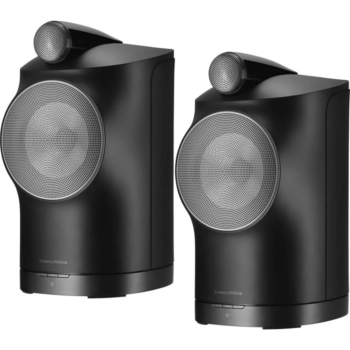 Bowers & Wilkins Formation Duo Wireless Speaker (Pair) - Black