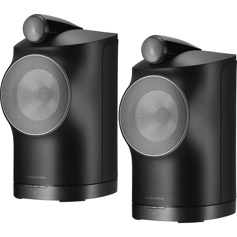 Bowers & Wilkins Formation Duo Wireless Speaker (Pair) – Black