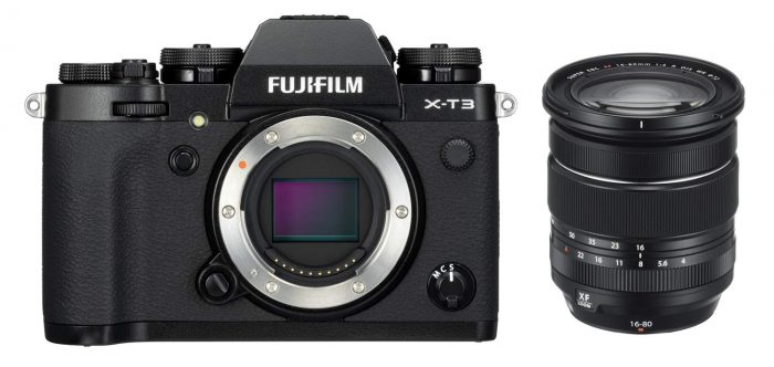 Fujifilm-X-T3-26-MP-Mirrorless-Camera-Body-with-XF-16-80mm-Lens