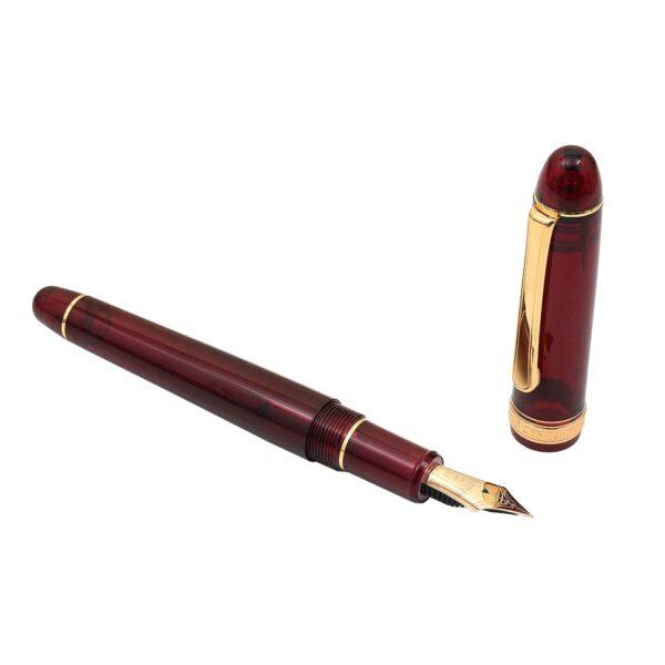 PLATINUM 3776 Century Gold Trim Fountain Ink Pen