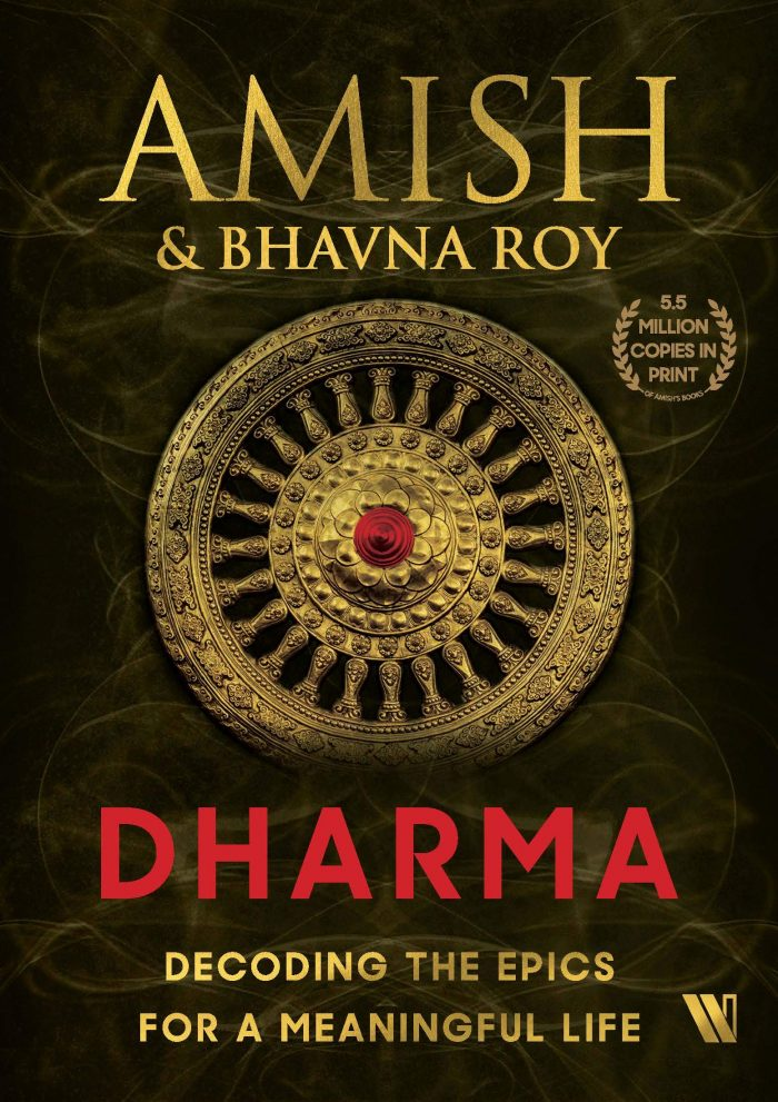 Dharma - Decoding the epics for a meaningful life